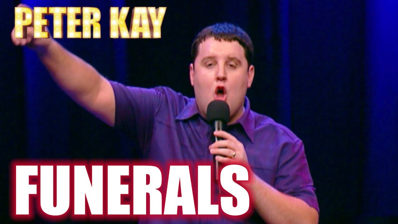 Guess Who's Dead? | Peter Kay: Live At The Bolton Albert Halls