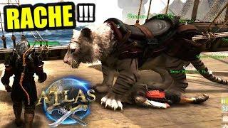 Atlas EU PvP Server #15 Rache an Offline Raider?! | Atlas Gameplay German | Atlas Deutsch