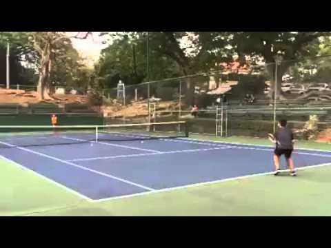 Piero Barone - Tennis #Panama