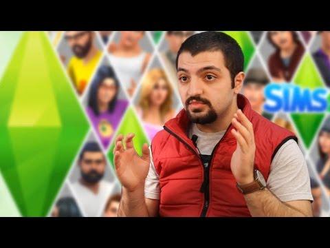 The Sims 4 - Мнение Геворга Акопяна