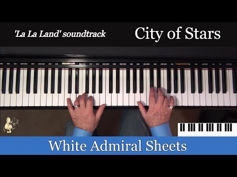 La La Land - City of Stars - Justin Hurwitz (piano cover)