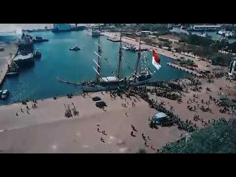 KRI DEWARUCI pelabuhan Cirebon