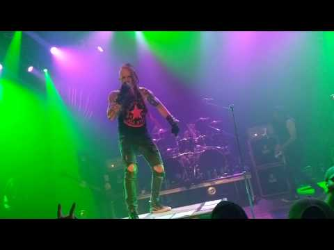 Hellyeah - Welcome Home (Live in Chicago, IL @ House of Blues 8/8/19)