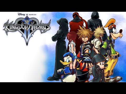 Kingdom Hearts 2 - Poster Duty (30 seconds) (PS4)
