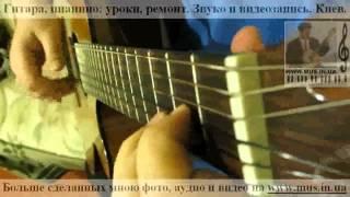 Мой кавер на 'Nothing Else Matters'   Metallica    MUS IN UA Уроки в Киеве   гитара, электрогитара