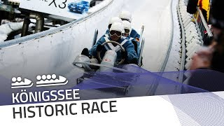 Historic Race took place at KÖnigssee | IBSF Official