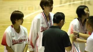 日本隊第二名頒獎(瓊斯盃女籃賽-頒獎典禮) 山本千夏 動画 29