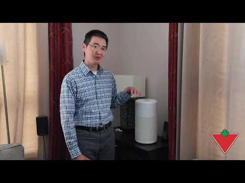 My Product Review: NOMA Air Purifier