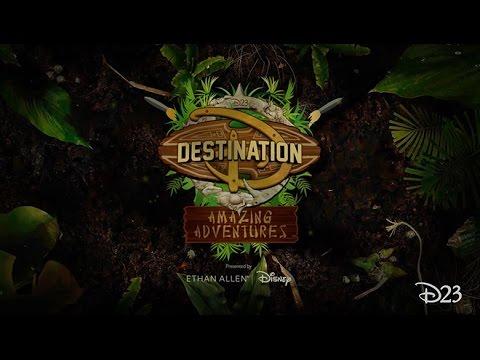 D23's Destination D: Amazing Adventures