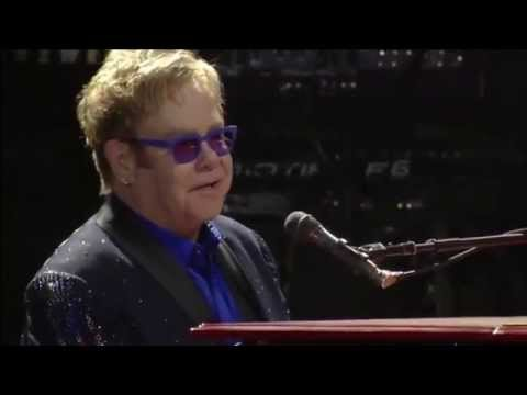 Elton John - Funeral For A Friend - Love Lies Bleeding (Live)