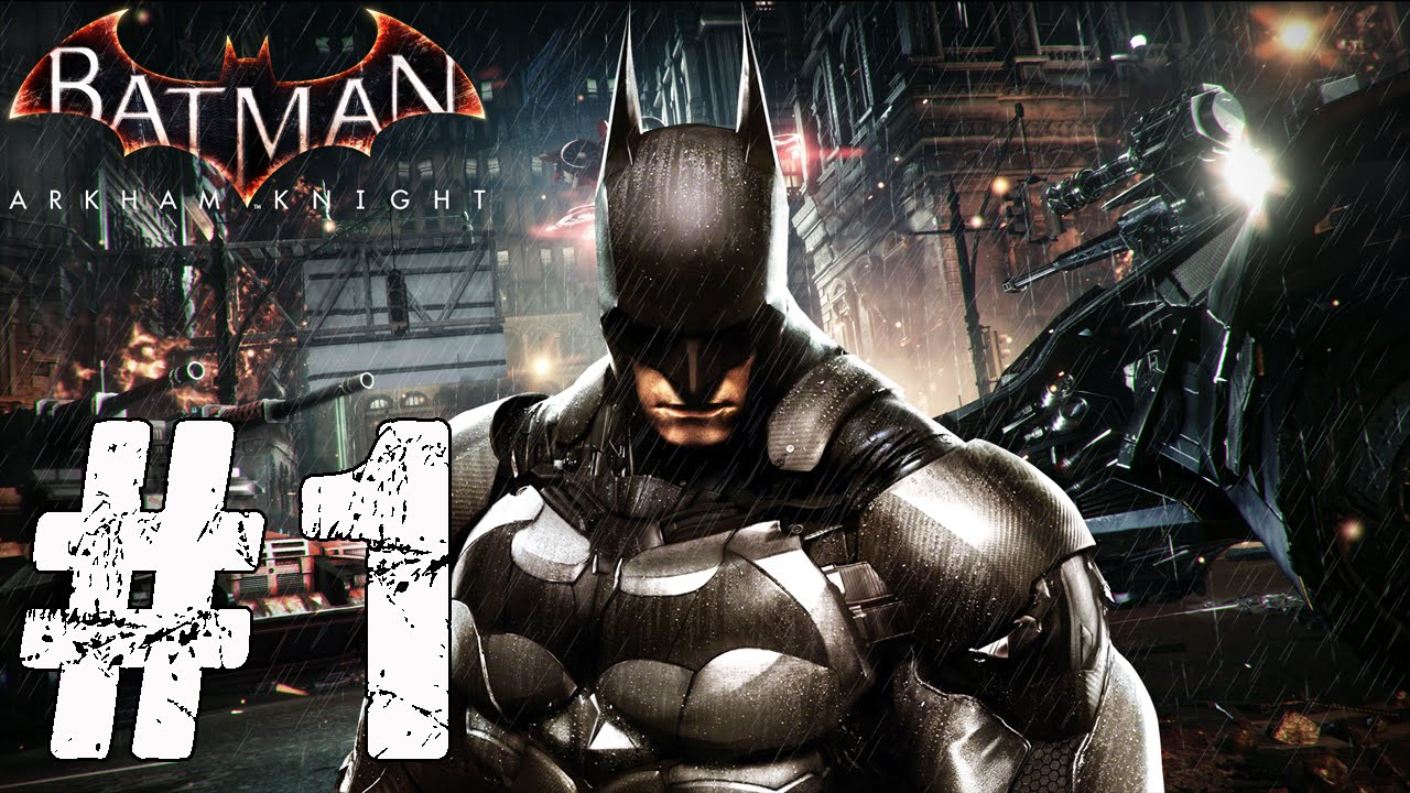 Batman arkham origins прохождение часть 1