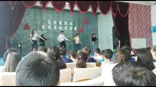 Легкие танцы