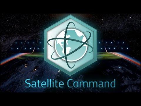 Satellite Command - Hot Satellite Action