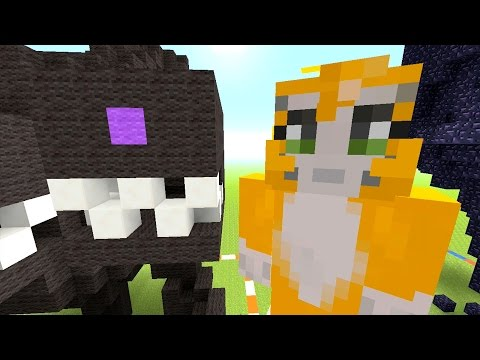 Minecraft Xbox - Building Time - Wither Storm {36}
