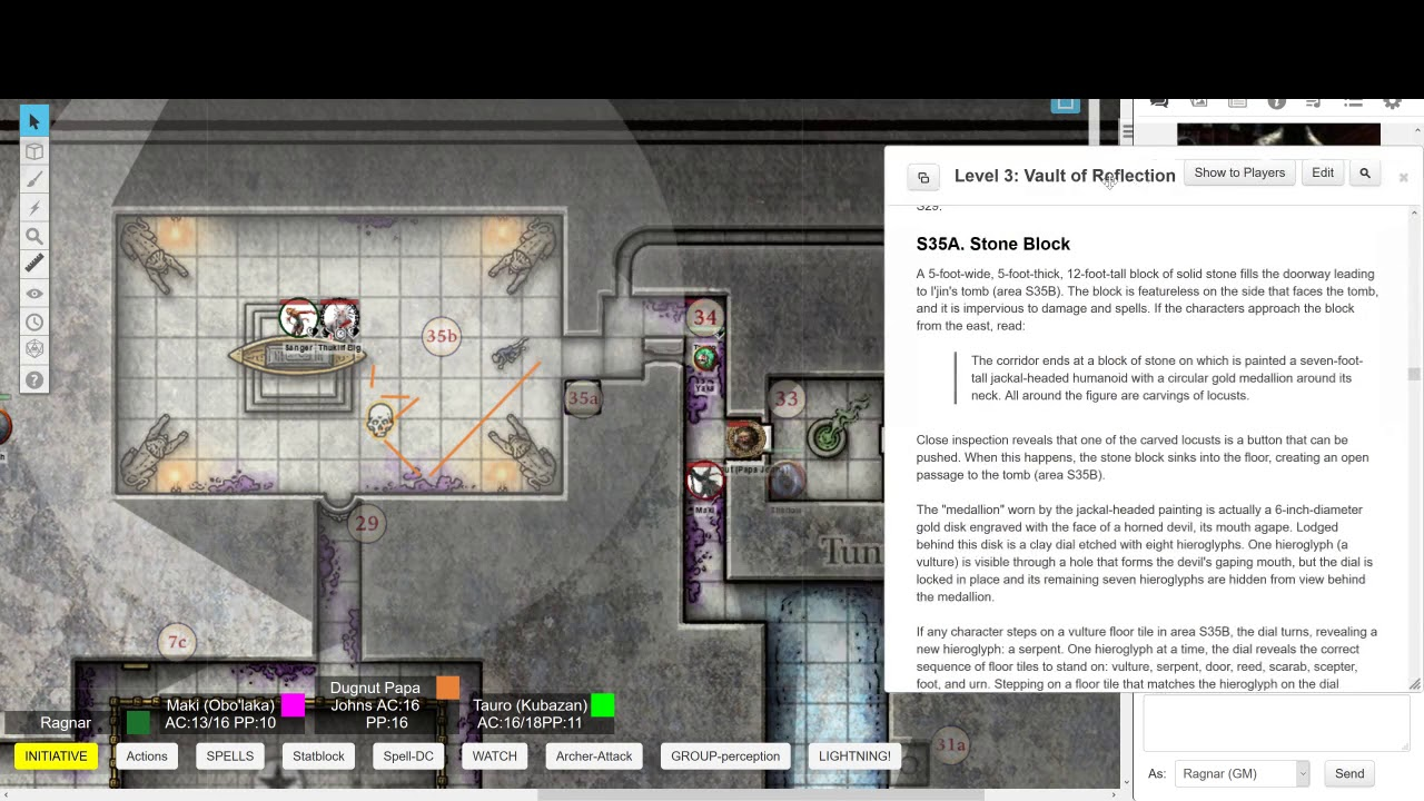 Dungeons & Dragons Tomb of Annihilation E19: Deeper and Deeper