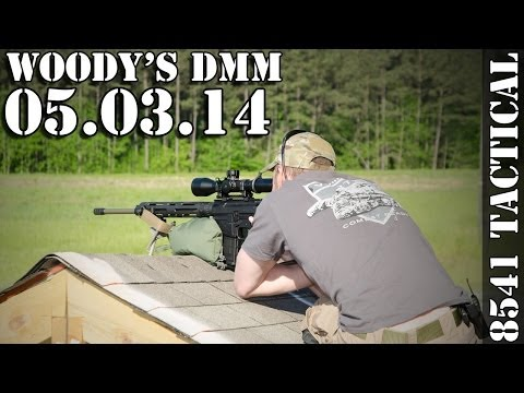 Woody's Designated Marksman Match 05.03.14