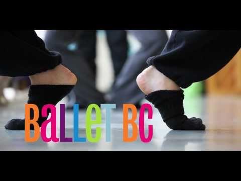 Ballet BC - Fundraising Video 2011