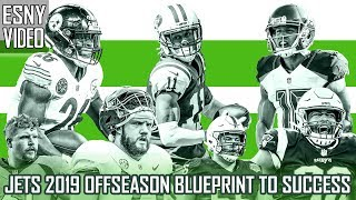 ESNY VIDEO: New York Jets 2019 Offseason Blueprint To Success