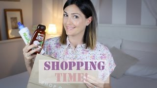 SHOPPING TIME: Un haul misto per stare in compagnia! Thumbnail