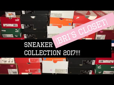sneaker-collection!!!- -2017