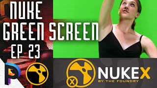 CHROMA KEYER Tutorial for Green Screen Keying NUKE X - NUKE KEYING Basic Fundamentals -EP 23 [HINDI]
