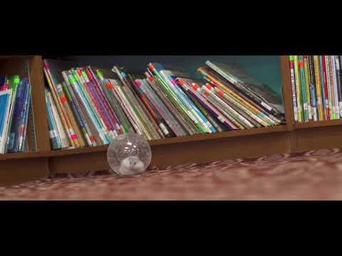 Barr Elementary School, One Book One Barr Humphrey The Hamster