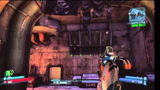 Borderlands 2 - Bloodshot Stronghold Puzzle Guide/Explanation