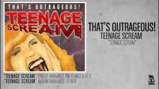 Watch Thats Outrageous Teenage Scream video