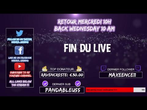 [FR/EN] 280+🏆 ! FASTEST WIN WORLD RECORD ! Tournament 1000+$ cash prize ! nakayl_tv on twitch