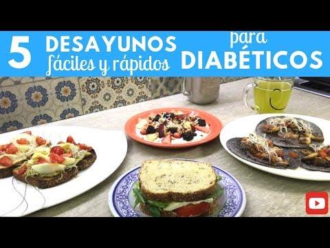 Desayunos Fáciles y Económicos para Diabéticos | Cocina de Addy
