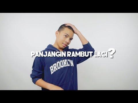 Q&A 60 DETIK With SAAIHALILINTAR Panjangin Rambut Lagi?