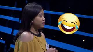 TRENDING!! EKSPRESI LUCU Bianca Jodie di ELIMINATION 1 - Indonesian Idol 2018