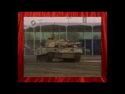 Украинский танк Т-84 супертанк