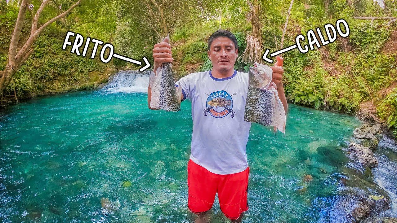 Cocina De Un Pescado Muy Difícil De Comer Pero Muy Sabroso