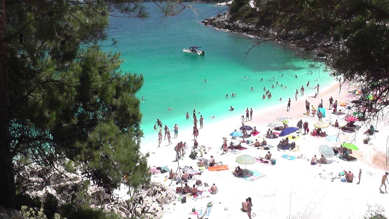 Saliara Marble Beach Plaja De Marmura Thassos Greece