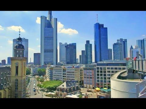 Frankfurt + Hauptwache : the most important meeting points in Frankfurt Main, Downtown Frankfurt HD