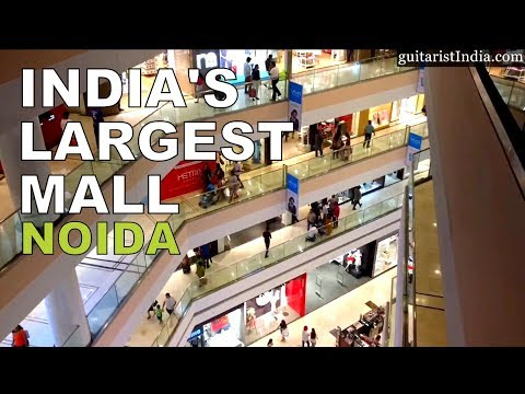 Noida - DLF Mall of India | India's Largest Mall | भारत का सबसे बड़ा मॉल