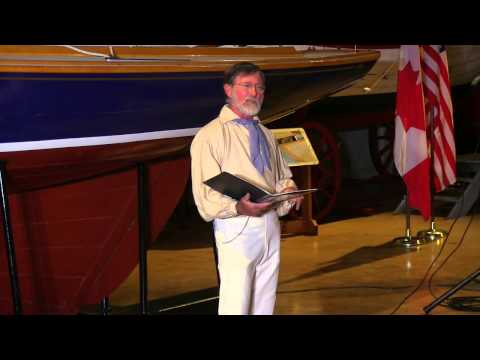 Geoff Kaufman perform A Long Way Home at the Maritime Museum
