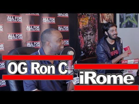 OG Ron C (OVO DJ/Riff Raffs Manager) Talks Chamillionaire & Riff Raff Walking Off Interview