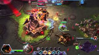 Let's Play Heroes Of The Storm - Episode 4: The Creature From The Black Pool