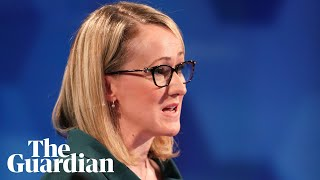 Rebecca Long-Bailey criticises Tory police cuts after London Bridge attack