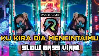 DJ KU KIRA DIA MENCINTAIKU - SLOW BASS VIRAL TIKTOK ANGKLUNG TERBARU 2021 (Akka Production)