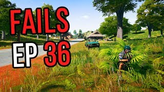 PUBG: Fails & Unlucky Moments Ep. 36