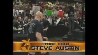 """Stone Cold"" Steve Austin NEW THEME SONG & Entrance"