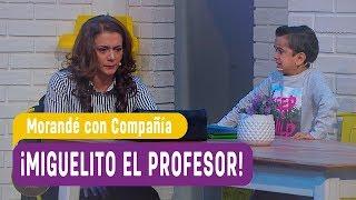 ¡Miguelito el profesor! - Morandé con Compañía 2018
