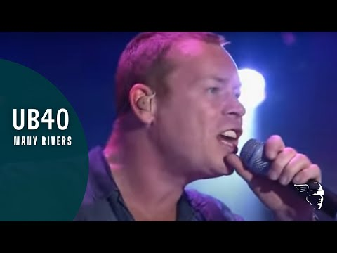 UB40 - Many Rivers To Cross (Live at Montreux 2002)