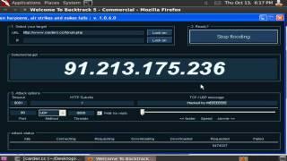 BackTrack 5 Angriff auf carders.cc  - BackTrackHD (german) (HD)