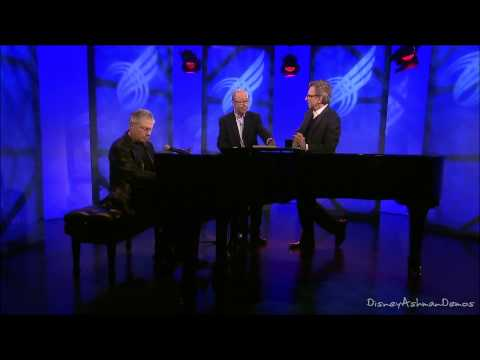 "Alan Menken and Jack Feldman Write ""Letter from the Refuge"" - Newsies - ATW: Working in the Theatre"
