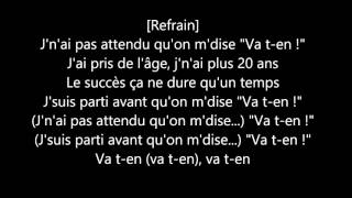 LEFA   20 ANS   PAROLES