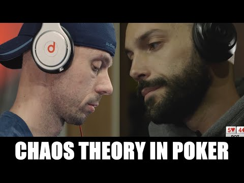 Chaos Theory In Poker | Testing New Multi-Way Solver Simple 3-Way